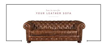 home to care for your leather sofa furnishings thomasville chair ashby how