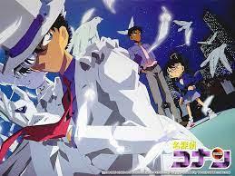 kudo, hattori, kaito - Detective Conan Hintergrund (10119004) - Fanpop