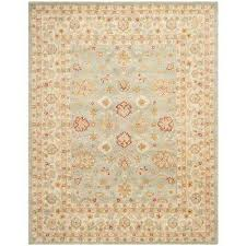 antiquity grey blue beige 8 ft x 10 ft area rug