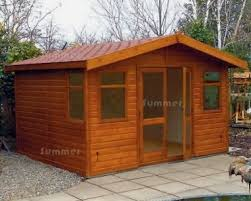 malvern arley apex summerhouse double