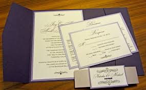 Wedding Invitation Folder Wedding Invitation Pocket Folders Sunshinebizsolutions Com