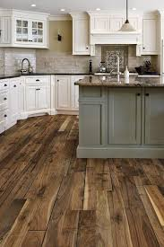 Dark Hardwood Floors For Small Kitchen With Dark Cabinets  Http Kitchen And Floor Decor