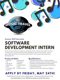 Paid Graphic Design Internships Indianapolis Software Development Internship Apply By May 24th