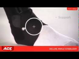 Ace Brand Deluxe Ankle Stabilizer