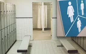 The Transgender School Locker Room  Bathroom Discussion Thread - Bathroom locker