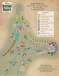 rules atv resort Ashland Map ashland resort map ashland maplewood
