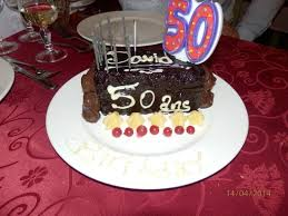 Husbands 50th Birthday Cake Picture Of Val Chaviere Hotel Val