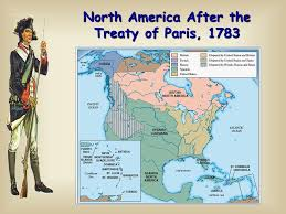「three months after the Treaty of Paris was signed」の画像検索結果