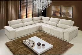sofa retratil. sof de canto 5 lugares retrtil e reclinvel admirable sofa retratil