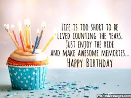 30th Birthday Quotes Mesmerizing 48th Birthday Wishes Quotes And Messages WishesMessages