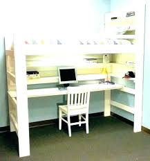bunk bed with office underneath. Beds With A Desk Underneath Bed Loft Combination Bunk  Laptop Desks . Office