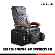 vending massage chairs. RoboTouch Civic - Commercial Vending Coin Operated Automatic Massage Chair Chairs