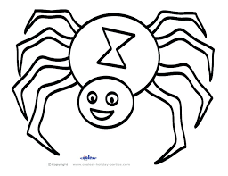 minecraft spider coloring pages coloring sheet of a spider spider e coloring pages web on spider