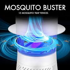3w Electronic Mosquito Killer Lamp Usb Insect Killer Lamp Bulb Pest