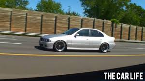 STANCED BMW 5-Series - YouTube
