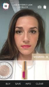 makeup genius screenshot 1 makeup genius screenshot 2 what makeup suits me ev