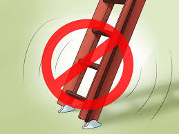 how to use an extension ladder vripmaster move the ladder it should be locked in place using the rung lock or other safety feature if the fly slides as you are moving the ladder fingers and hands