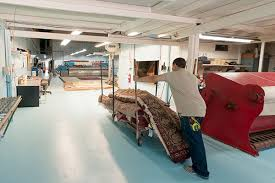 your rug is cared for in our own local facility by skilled artisans