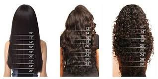 Hair Length Chart Weave Curly Human Hair Wigs Lace Front Human Hair Curly Weave