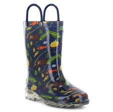 Western Chief Toddler Rain Boots Size Chart Kids Summer Camp Lighted Rainboot