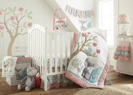 full size of bed gorgeous nursery bedding sets for girl 6 organic baby girls guide inside