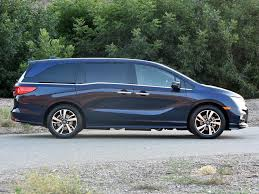 2018 honda odyssey touring elite. Simple Elite The 2018 Honda Odysseyu0027s Design Is More Expressive And Cohesive Than The  Previous Model With Honda Odyssey Touring Elite