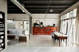industrial style home lighting. view in gallery old sprinklerstyled track lighting inside the spacious loft home industrial style l