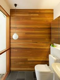 Small Picture wood panelling bathroom feature wall 91 Bathroom Reno