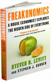 freakonomics superfreakonomics pustak freakonomics