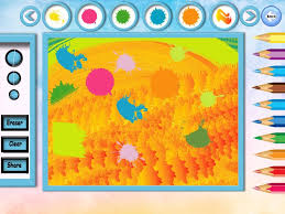 Kids Doodle Draw Paint Android Apps On Google Play