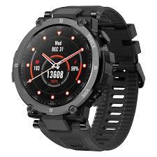 <b>Kospet Raptor Outdoor Smart</b> Watch Rugged 1.3 Inch Smartwatch ...