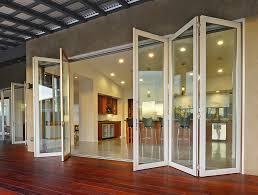 aluminum wood lacantina aluminum wood bifold doors