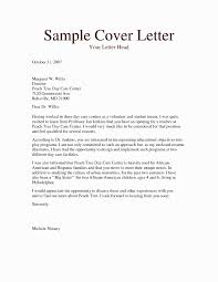 4 5 Simple Resume Cover Letter Examples Leterformat