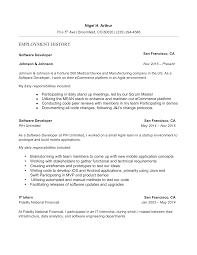 Certified Developer Resume Guide Software Developer Resume 12 Samples Word Pdf