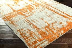 orange outdoor rug modern orange rug orange outdoor rug excellent grey and orange area rug new