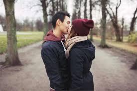 Teen first kiss tips