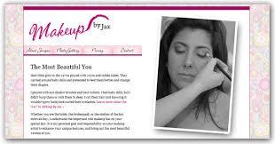 makeup artist profile that inspires makeup artist bio exles