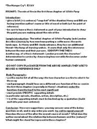 white fang essay by omni lit teachers pay teachers white fang essay
