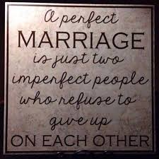 A Perfect Marriage Is... | Marriage Quotes | Pinterest | Marriage ... via Relatably.com