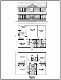 fabulous simple bungalow plans 25 house design philippines two story elegant 2 y floor plan of