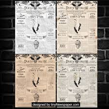 Old Time Newspaper Template Word Old Fashioned Newspaper Template Word Elim