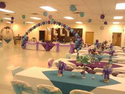 Party hall decoration with balloons   ... decoration in Diamond Springs at  the Firefighter