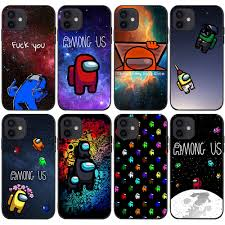Game Among Us Phone Case Suitable for IPhone 12 Mobile Phone Case  Peripheral Phone Cover chính hãng