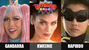 Image result for Gandarrapido: The Revenger Squad