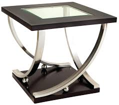 full size of side table glass top square end with round bedside