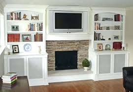 built ins around fireplace how to build cabinets beside in diy