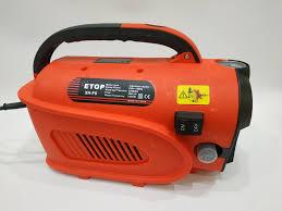 ⭐Máy rửa xe cao áp 220Bar công suất 2400w chính hãng Etop F6 - rơle chống  giật - Đi kèm Bộ dây súng phun: Mua bán trực tuyến Máy Giặt rửa Áp