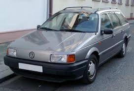 File:VW Passat B3 Variant front 20080215.jpg - Wikimedia Commons