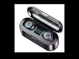 <b>F9 TWS</b> Bluetooth Wireless Earphone Bass Hifi Noise: Amazon.co ...