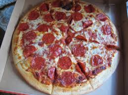 Review Little Caesars Hot N Ready Pepperoni Pizza Brand Eating